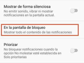 Cómo activar las notificaciones de Snapchat en un teléfono Android paso 5