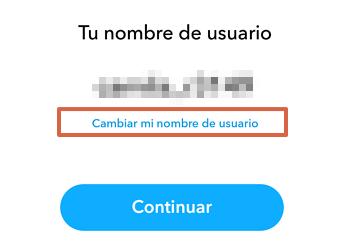 Cómo registrarte o crear una cuenta en Snapchat desde tu teléfono paso 5