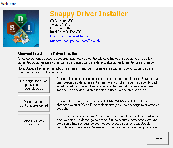 Snappy Driver