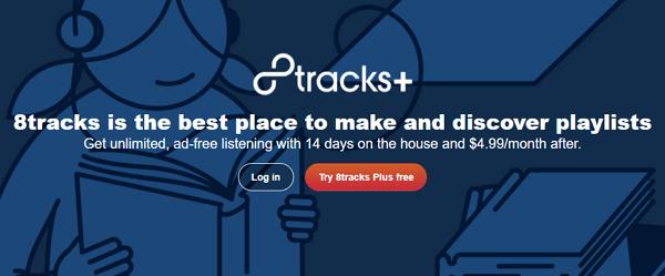 8tracks online