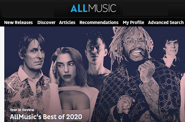 All music online