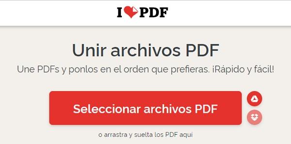 Ilove Pdf online