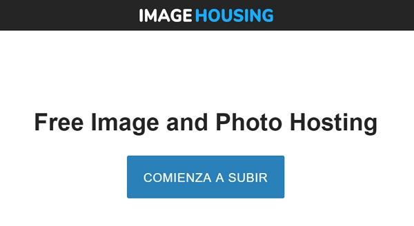 Image Housing