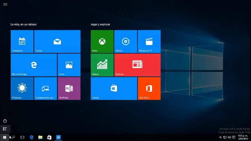 Reparar el inicio de Windows 10