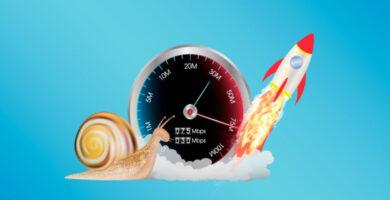 acelerar la velocidad del Internet para tener una conexión más rápida