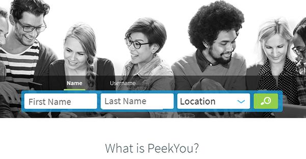 peekyou
