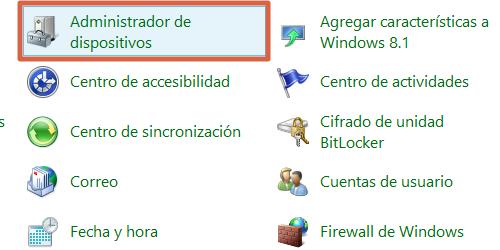 Desinstalar controladores para solucionar error No es posible conectarse a esta red en Windows paso 1