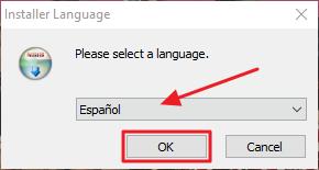Installer Lenguage