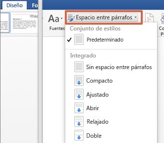 Cómo cambiar el interlineado en todo un documento desde MacOS