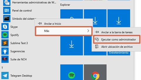 Cómo comprobar los componentes de Windows paso 3