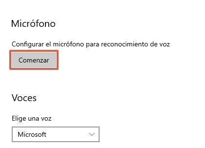 Cómo configurar el reconocimiento de voz de Windows paso 4