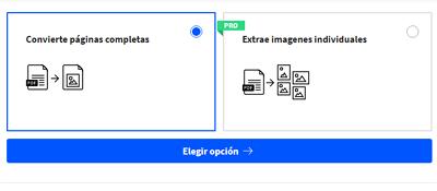 Cómo convertir documentos de Word a un archivo JPEG usando Smallpdf paso 5