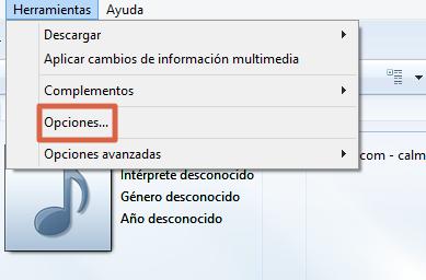 Cómo convertir un archivo CDA a MP3 usando el reproductor de Windows Media paso 2
