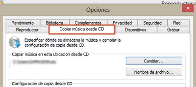 Cómo convertir un archivo CDA a MP3 usando el reproductor de Windows Media paso 3