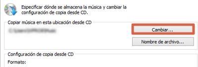 Cómo convertir un archivo CDA a MP3 usando el reproductor de Windows Media paso 4