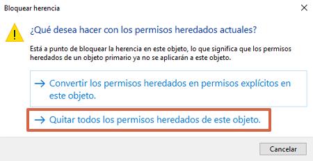 Cómo desactivar Software Reporter Tool de Chrome paso 7