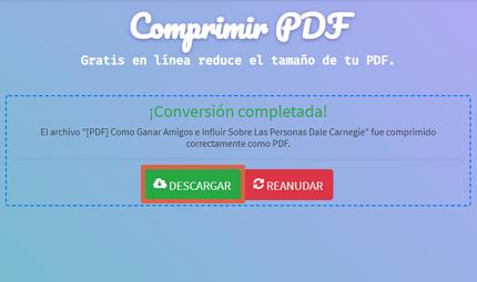 Cómo descargar libros y documentos de Scribd gratis utilizando DocDownloader paso 5