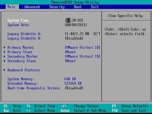 Cómo entrar a la BIOS de cualquier ordenador Observación importante