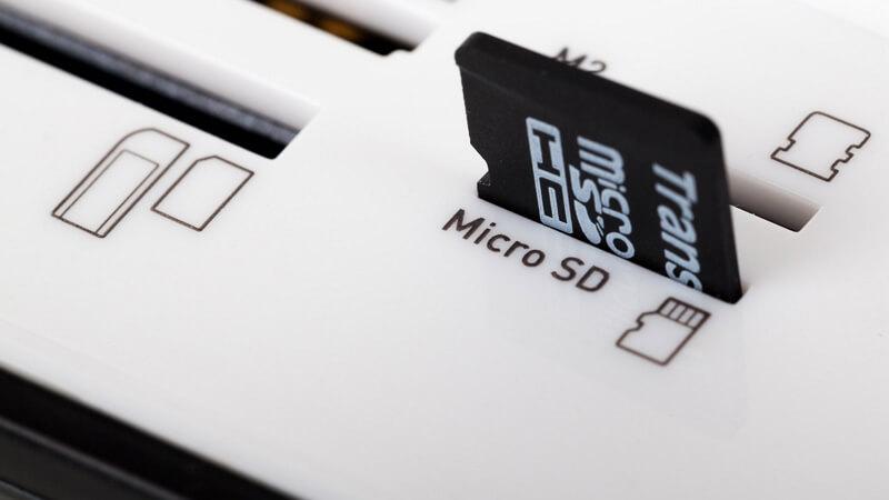 Cómo formatear una memoria Micro SD protegida contra escritura
