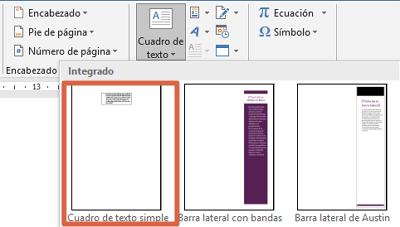 Cómo hacer o crear un gafete o credencial en Word paso 16