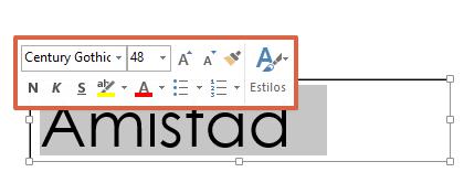 Cómo hacer un collage de palabras en Microsoft Word paso 3
