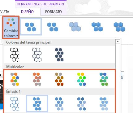 Cómo hacer un collage en Microsoft Word utilizando SmartArt paso 7