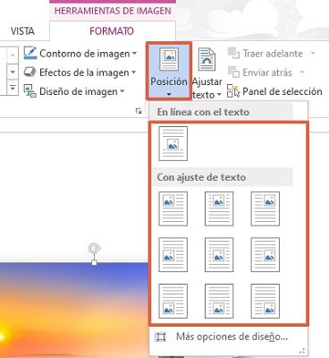 Cómo hacer un collage en Microsoft Word utilizando las herramientas de imagen paso 7