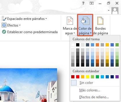 Cómo hacer un collage en Microsoft Word utilizando las herramientas de imagen paso 8