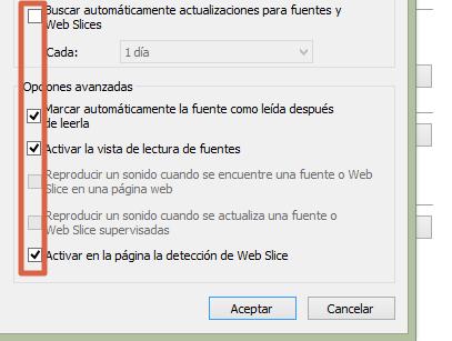 Consejos para mejorar la navegación al configurar las opciones de Internet de Windows paso 3