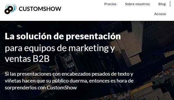 CustomShow