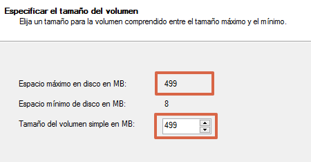 Dar formato al disco despues de eliminar las particiones paso 3