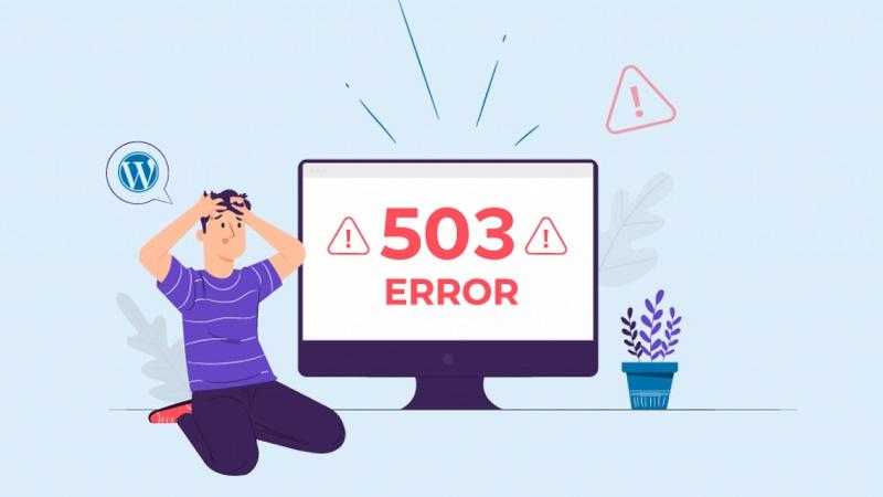Error 503 qué es y por qué aparece