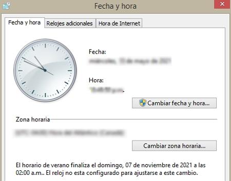 Error de activación de productos en Office cómo solucionarlo comprobando la fecha y hora del equipo