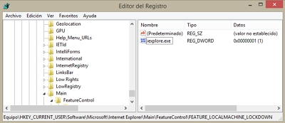 Error de activación de productos en Office cómo solucionarlo con el comando regedit paso 2