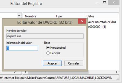 Error de activación de productos en Office cómo solucionarlo con el comando regedit paso 3