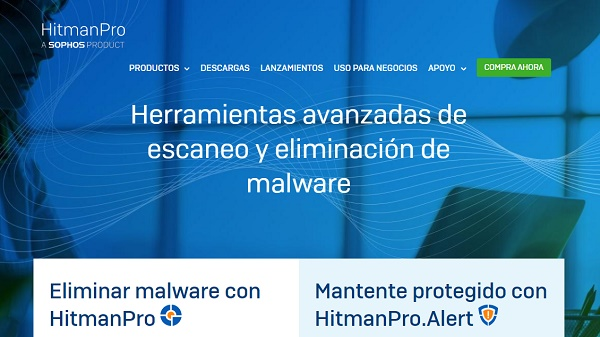 HitmanPro para pendrive o memoria USB