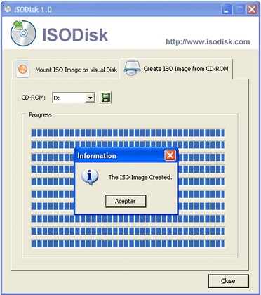 IsoDisk