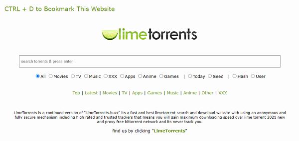 LimiteTorrents