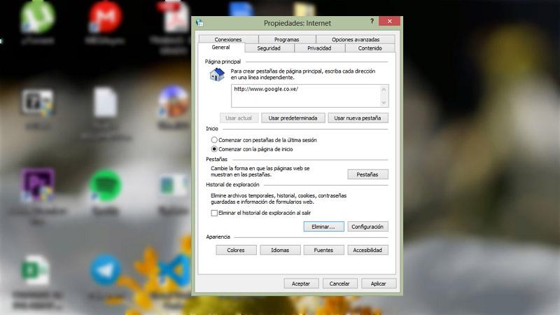 Opciones de Internet en Windows qué son, para qué sirven y cómo configurarlas