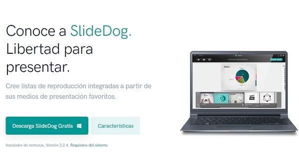 SlideDog.