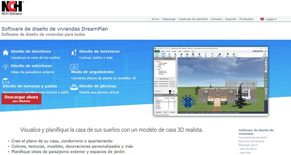 Software DreamPlan..