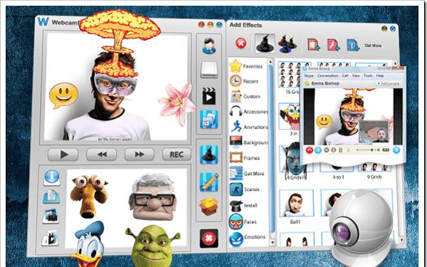 Webcam Effects