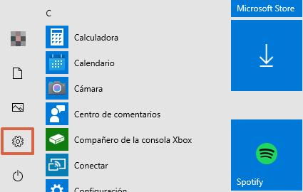 Cómo desinstalar WordPad en Windows 10 paso 1