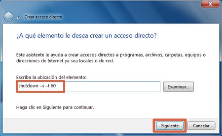 Cómo apagar tu ordenador con Windows usando un boton de panico paso 2