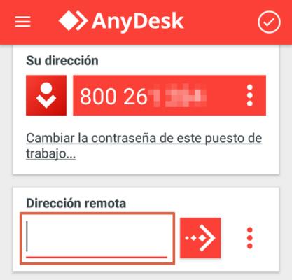 Cómo descargar AnyDesk en Android paso 3
