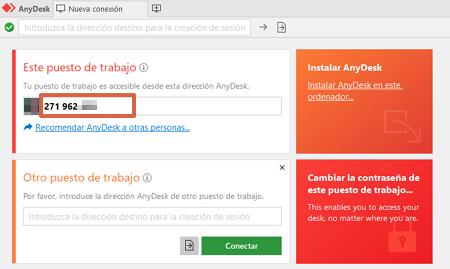 Cómo descargar AnyDesk en Windows paso 3