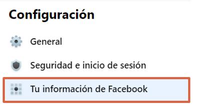 Cómo eliminar definitivamente tu cuenta de Facebook. Desactivar tu cuenta de Facebook. Paso 5