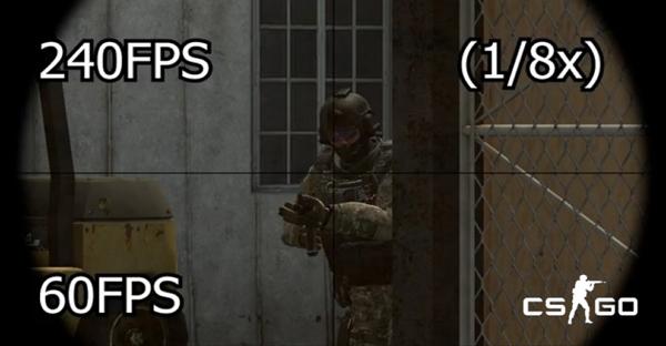 Cómo influyen los FPS en los videojuegos
