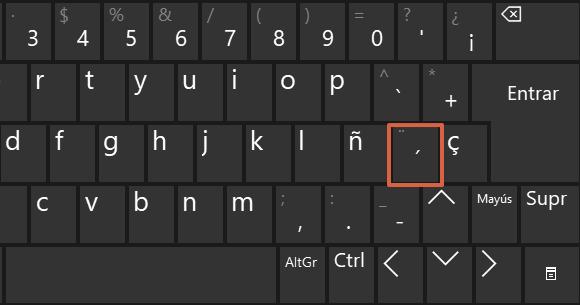 Cómo poner un acento agudo en Word u otros programas de la PC