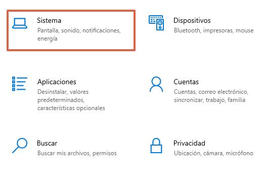 Cómo saber cuál es la versión de Windows en mi PC desde las configuraciones paso 3